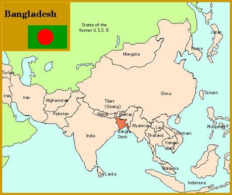 Locator Maps of Asia by John C Huntington